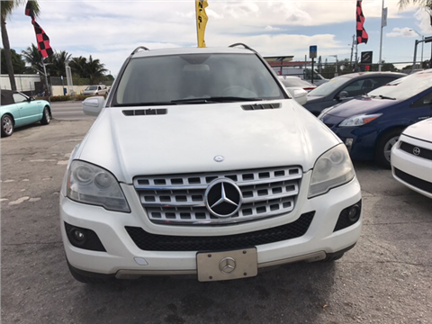 Used mercedes benz m class for sale miami fl for Mercedes benz for sale miami