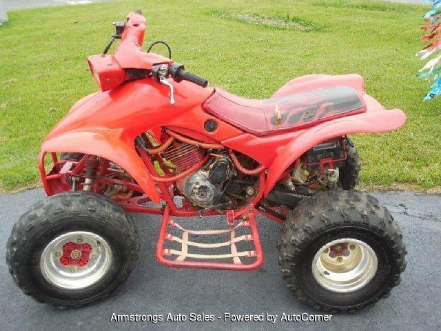 2001 Honda 300EX ATV
