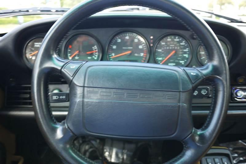 1991 Porsche 911 Turbo 2dr Coupe - Doral FL