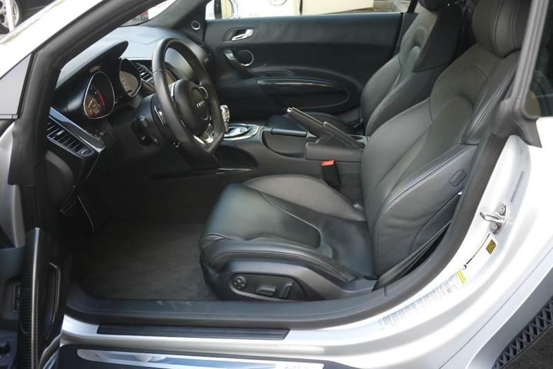 2010 Audi R8 5.2 quattro AWD 2dr Coupe 6A - Doral FL