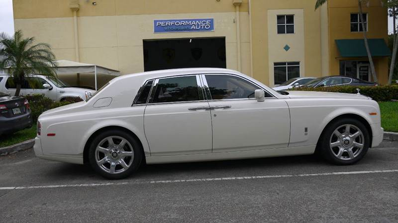 2004 Rolls-Royce Phantom 4dr Sedan - Doral FL