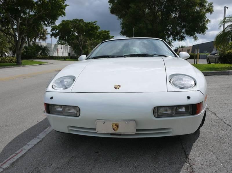 1993 Porsche 928 GTS - Doral FL