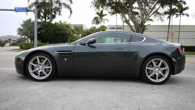2008 Aston Martin V8 Vantage Base 2dr Coupe - Doral FL