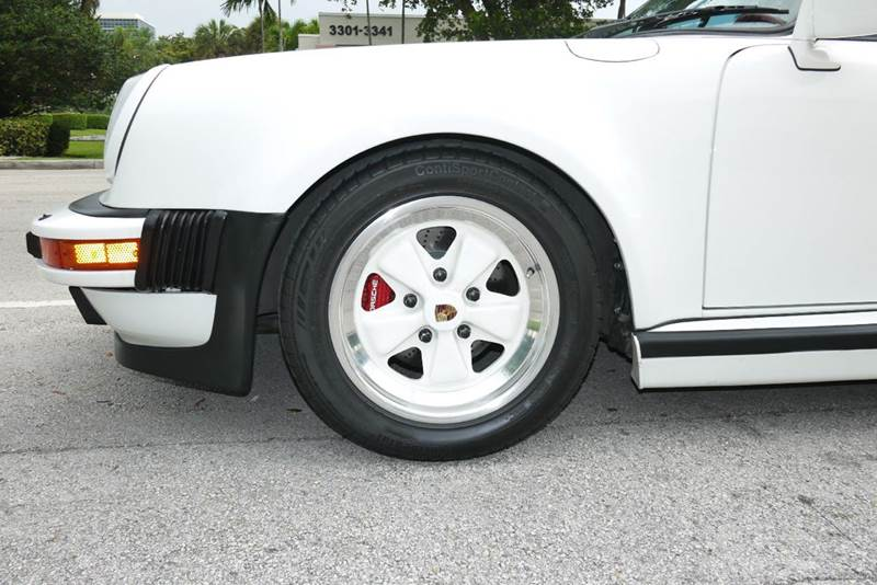 1987 Porsche 911 Carrera Turbo 2dr Coupe - Doral FL