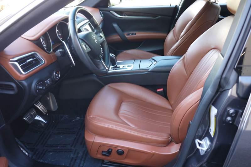 2014 Maserati Ghibli S Q4 AWD 4dr Sedan - Doral FL