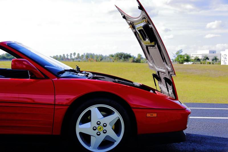 1990 Ferrari 348 GTS - Doral FL