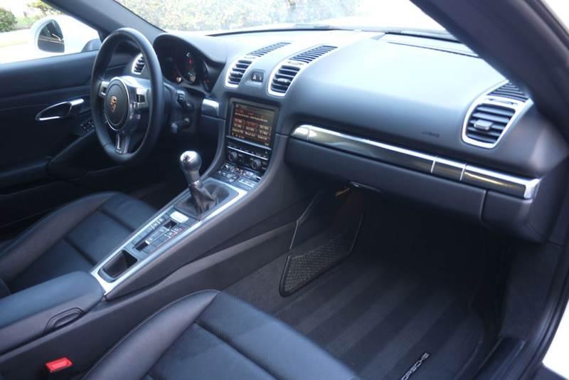 2014 Porsche Boxster S 2dr Convertible - Doral FL