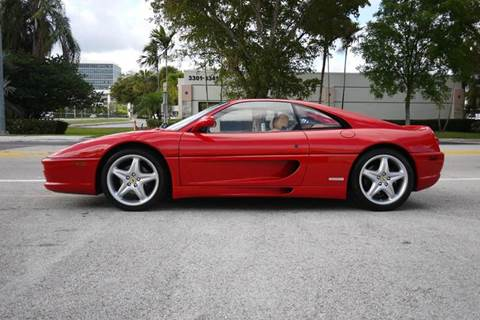 1998 Ferrari F355 for sale in Doral, FL