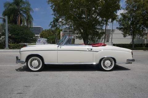 1959 Mercedes-Benz 240-Class