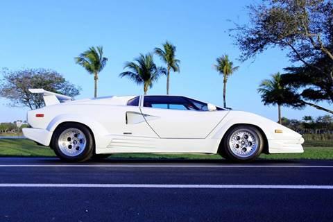 1989 Lamborghini Countach for sale in Doral, FL