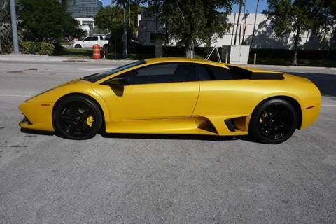 2009 Lamborghini Murcielago for sale in Doral, FL
