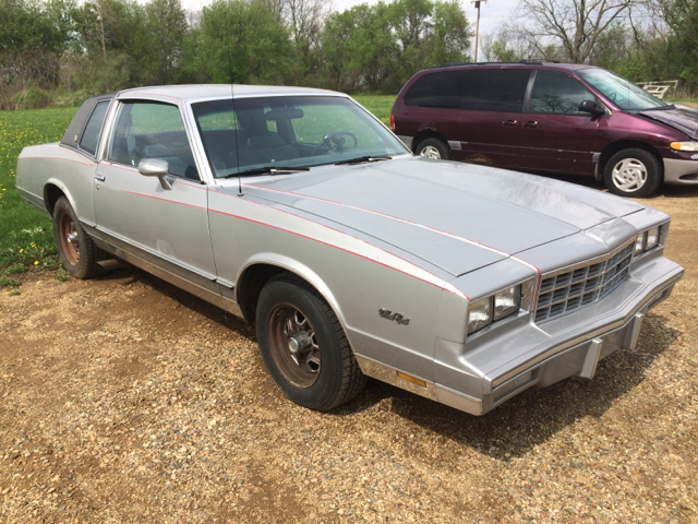Used 1984 Chevrolet Monte Carlo For Sale