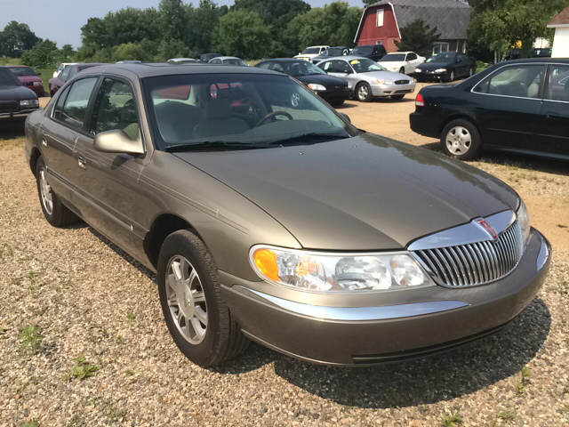 2001 Lincoln Continental for sale in Coldwater MI