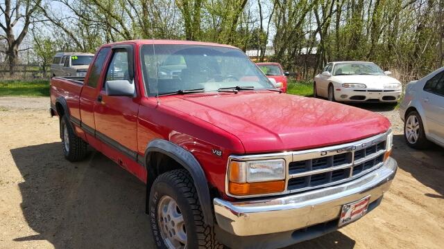 1995 Dodge Dakota Slt 2dr 4wd Extended Cab Sb Coldwater Mi
