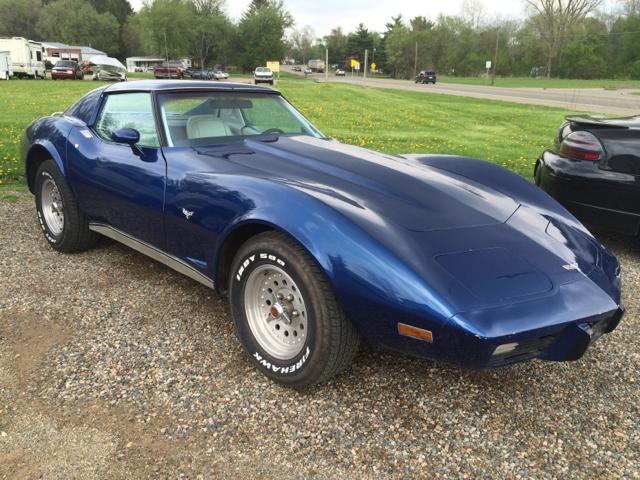 Used 1977 Chevrolet Corvette For Sale