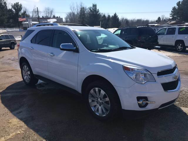 Chevrolet Equinox For Sale In Coldwater Mi