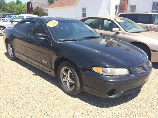 Used 2003 Pontiac Grand Prix For Sale