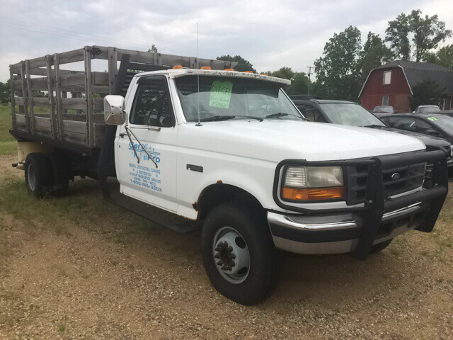 1993 Ford F-3500