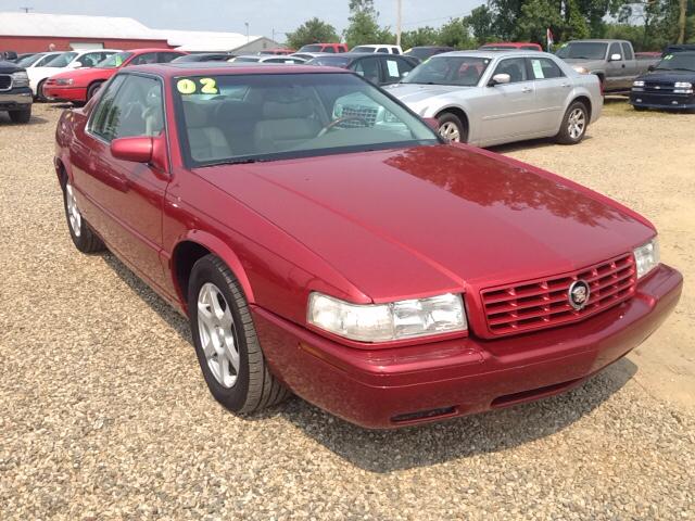 2002 Cadillac Eldorado For Sale In Indiana