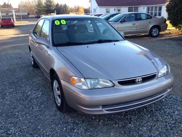 2000 Toyota Corolla For Sale In Buffalo Ny