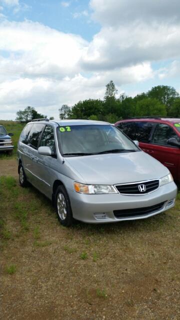 2002 Honda Odyssey