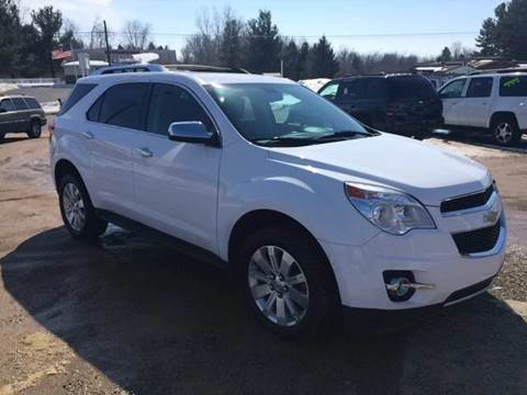 Chevrolet Equinox For Sale Coldwater Mi