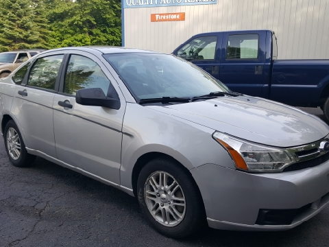 2009 Ford Focus for sale in Petoskey, MI