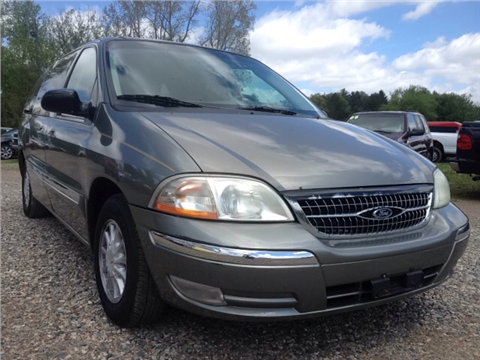 Ford Windstar For Sale Michigan