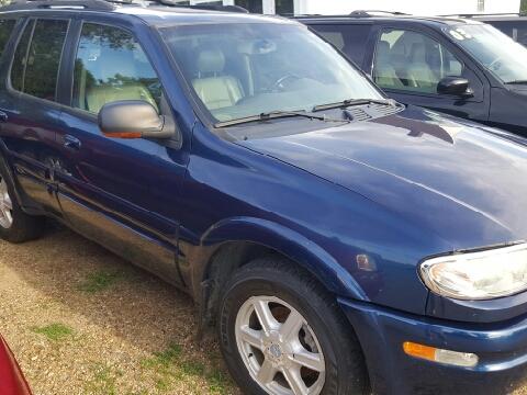 2002 Oldsmobile Bravada for sale in Coldwater, MI
