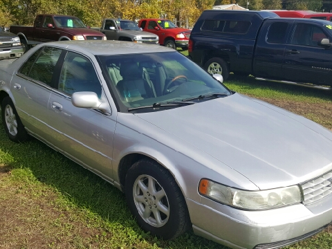 2002 Cadillac Seville for sale in Coldwater, MI