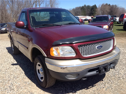 1999 Ford F-150