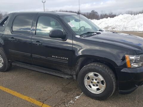 2012 Chevrolet Avalanche