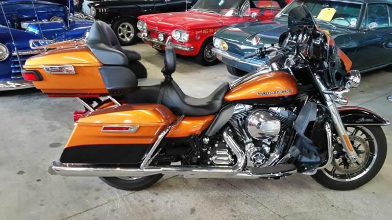 2015 Harley-Davidson FLHTKL