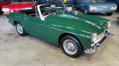1967 MG Midget for sale in Redford, MI