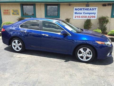 2013 Acura TSX for sale in Universal City, TX