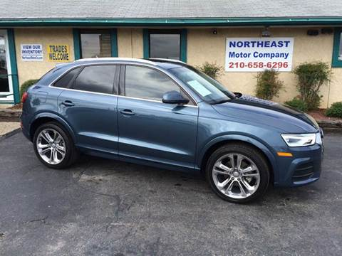 2016 Audi Q3 for sale in Universal City, TX