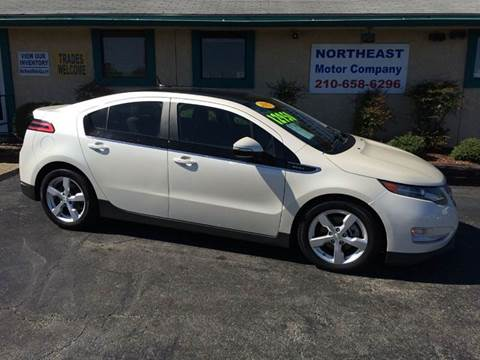 2012 Chevrolet Volt for sale in Universal City, TX