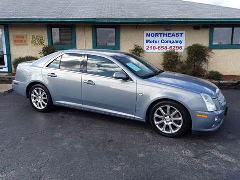 2007 Cadillac STS for sale in Universal City, TX