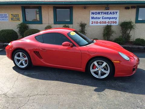 2008 Porsche Cayman for sale in Universal City, TX