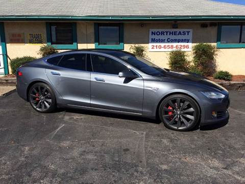 2014 Tesla Model S for sale in Universal City, TX