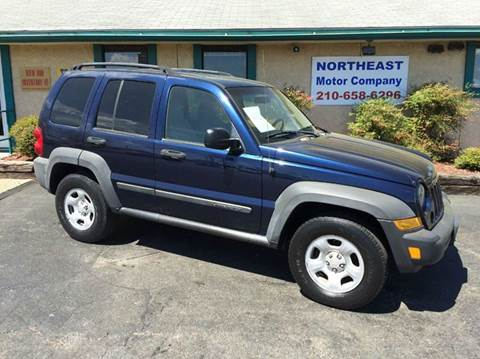 2007 Jeep Liberty for sale in Universal City, TX