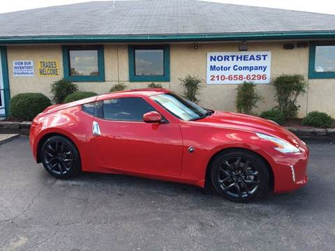 2015 Nissan 370Z for sale in Universal City, TX