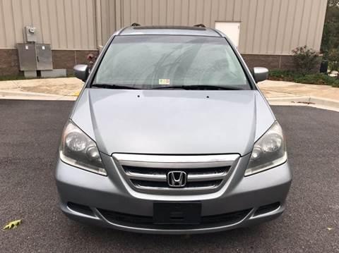 2007 Honda Odyssey for sale in Laurel, MD
