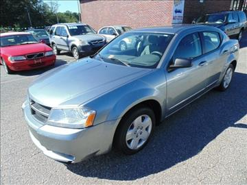 2008 Dodge Avenger for sale in Richlands, VA