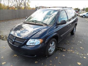 2006 Dodge Grand Caravan for sale in Davison, MI