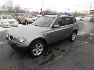 2004 BMW X3 for sale in Davison, MI
