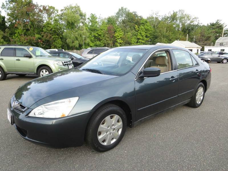2004 honda accord lx 4dr sedan in middleton ma auto. Black Bedroom Furniture Sets. Home Design Ideas