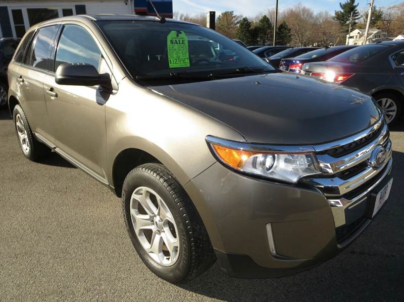 2013 ford edge awd sel 4dr suv in middleton ma auto choice of middleton. Black Bedroom Furniture Sets. Home Design Ideas