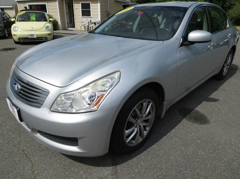 2007 infiniti g35 x awd 4dr sedan in middleton ma auto. Black Bedroom Furniture Sets. Home Design Ideas