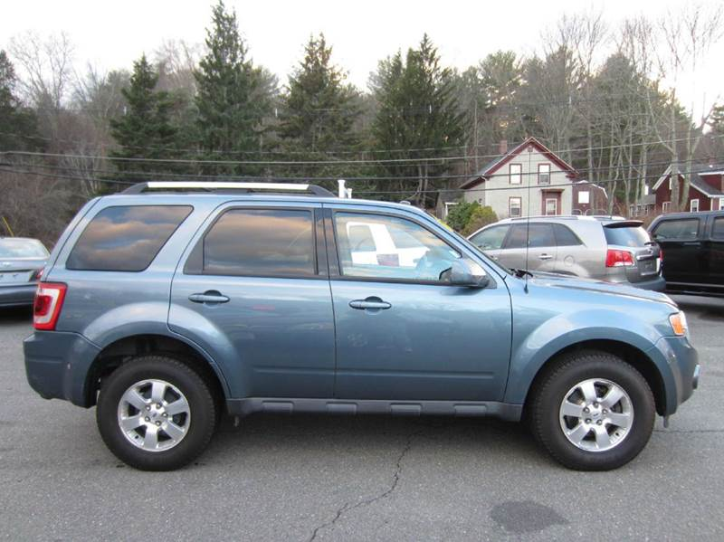 2010 ford escape awd limited 4dr suv in middleton ma. Black Bedroom Furniture Sets. Home Design Ideas